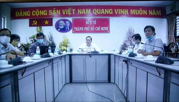 越股吧-越南投资,HCMC卫生所与该市129家医院召开告急集会,越南证券,建设证券(1)